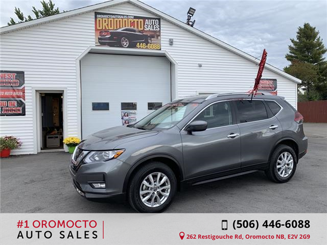 2019 Nissan Rogue SV (Stk: 175) in Oromocto - Image 1 of 8