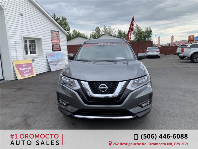 2019 Nissan Rogue SV (Stk: 175) in Oromocto - Image 2 of 8