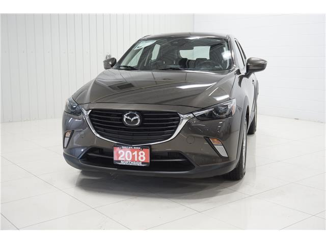2018 Mazda CX-3 GS (Stk: PR024) in Sault Ste. Marie - Image 1 of 24