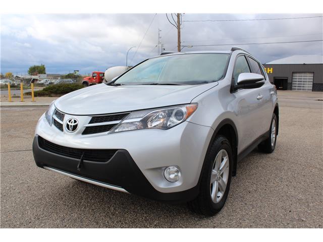 2014 Toyota RAV4 XLE (Stk: P1738) in Regina - Image 1 of 20