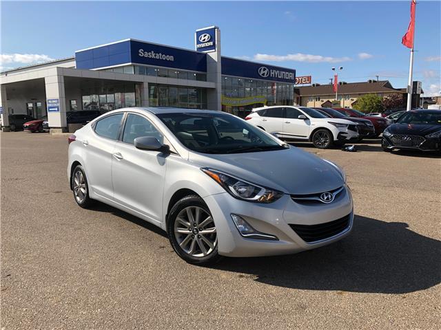 2014 Hyundai Elantra GL (Stk: B7416A) in Saskatoon - Image 1 of 25