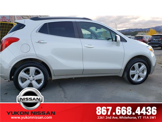 2015 Buick Encore Leather (Stk: 9R4443A) in Whitehorse - Image 2 of 15