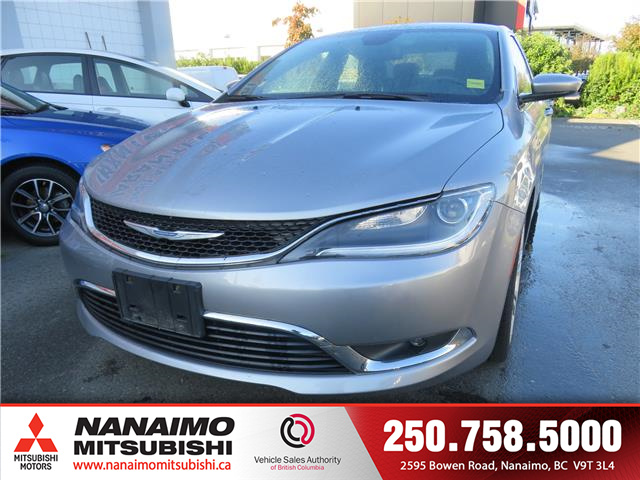 2015 Chrysler 200 Limited (Stk: LP1692) in Nanaimo - Image 1 of 10