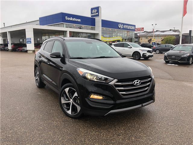 2016 Hyundai Tucson Limited (Stk: B7408) in Saskatoon - Image 1 of 27