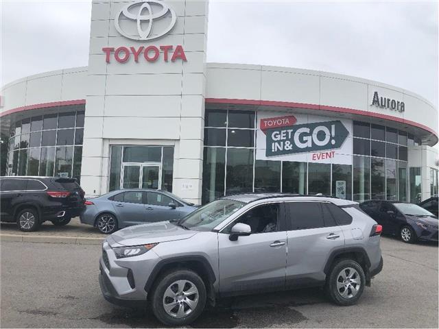 2019 Toyota RAV4 LE (Stk: 31274) in Aurora - Image 1 of 15