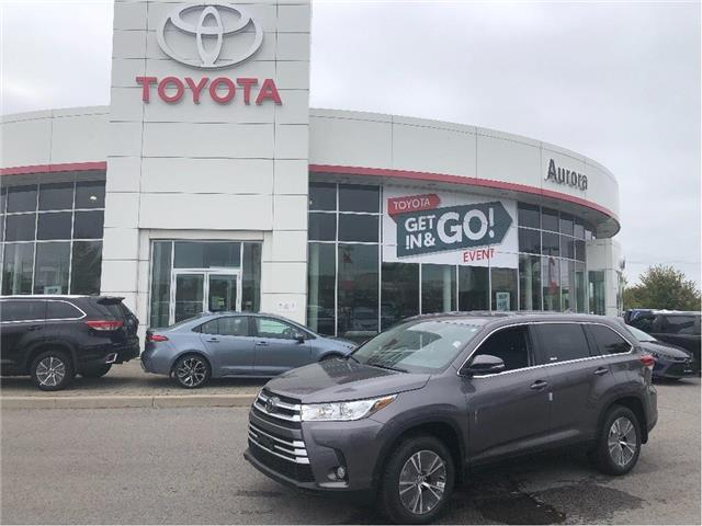 2019 Toyota Highlander LE (Stk: 31228) in Aurora - Image 1 of 15