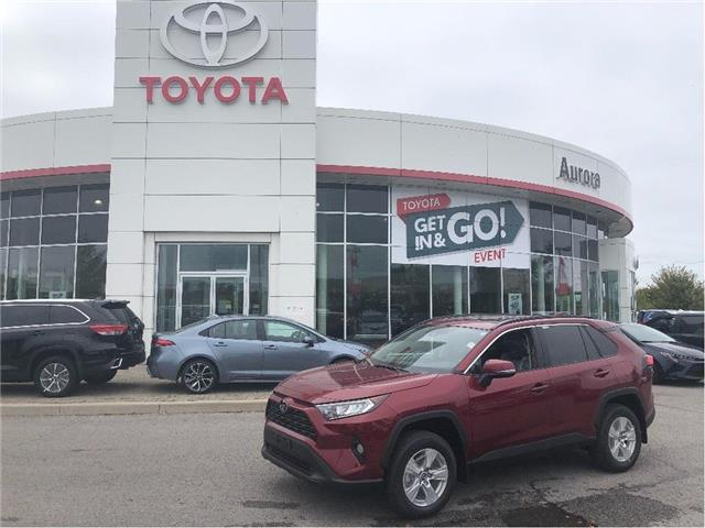 2019 Toyota RAV4 XLE (Stk: 31259) in Aurora - Image 1 of 19