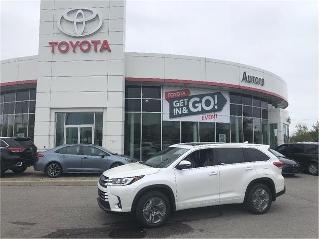 2019 Toyota Highlander Limited (Stk: 31262) in Aurora - Image 1 of 18
