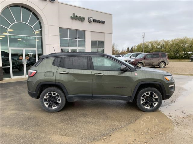 2018 Jeep Compass Trailhawk (Stk: B0040) in Humboldt - Image 2 of 22