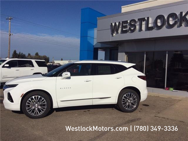 2019 Chevrolet Blazer Premier (Stk: 19T257) in Westlock - Image 2 of 14