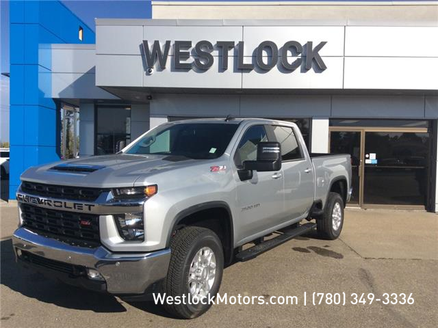 2020 Chevrolet Silverado 2500HD LT (Stk: 20T14) in Westlock - Image 1 of 14