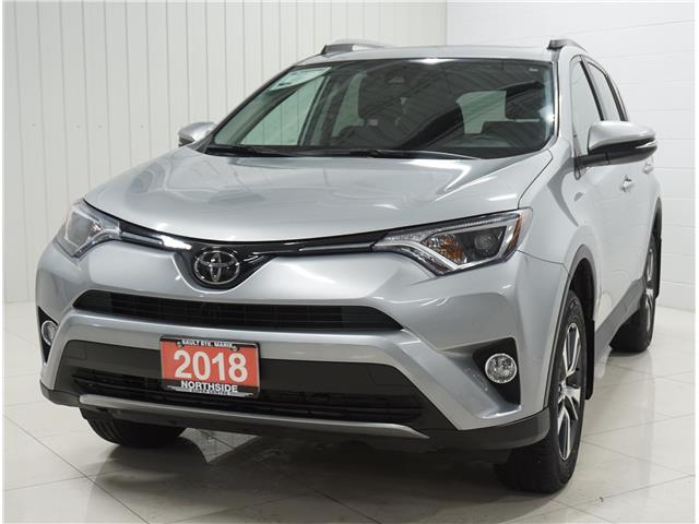 2018 Toyota RAV4 XLE (Stk: P5540) in Sault Ste. Marie - Image 2 of 23