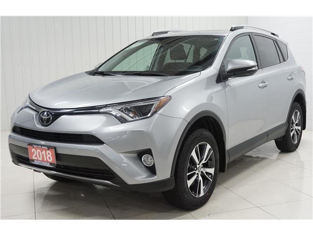 2018 Toyota RAV4 XLE (Stk: P5540) in Sault Ste. Marie - Image 1 of 23