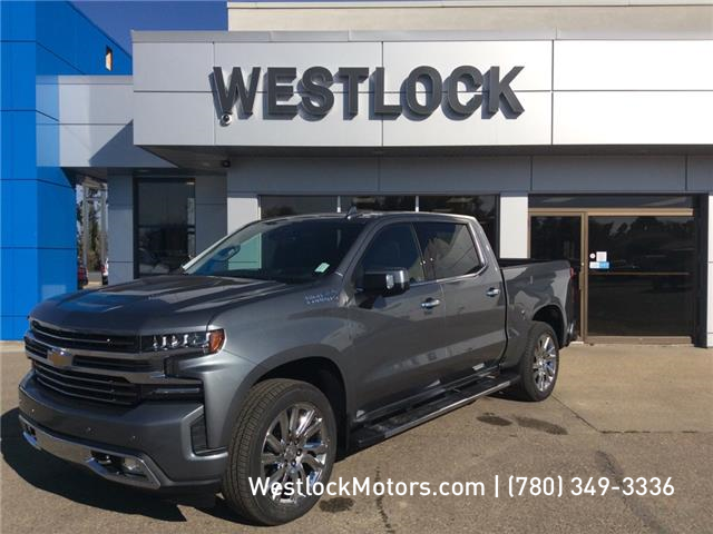 2020 Chevrolet Silverado 1500 High Country (Stk: 20T25) in Westlock - Image 1 of 14