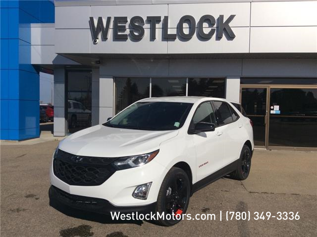 2020 Chevrolet Equinox LT (Stk: 20T10) in Westlock - Image 1 of 15