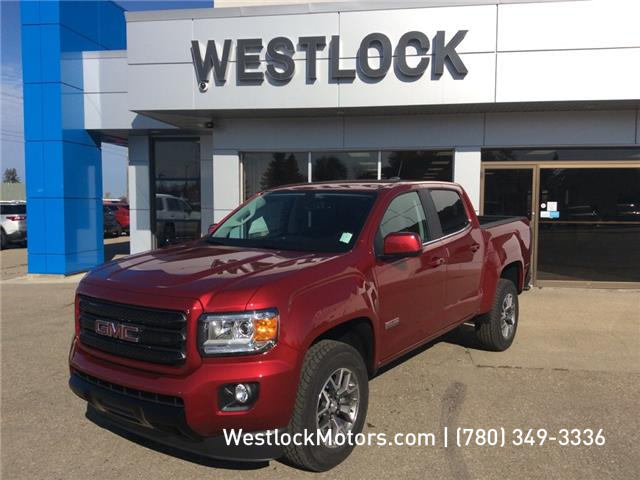 2020 GMC Canyon All Terrain w/Cloth (Stk: 20T21) in Westlock - Image 1 of 14