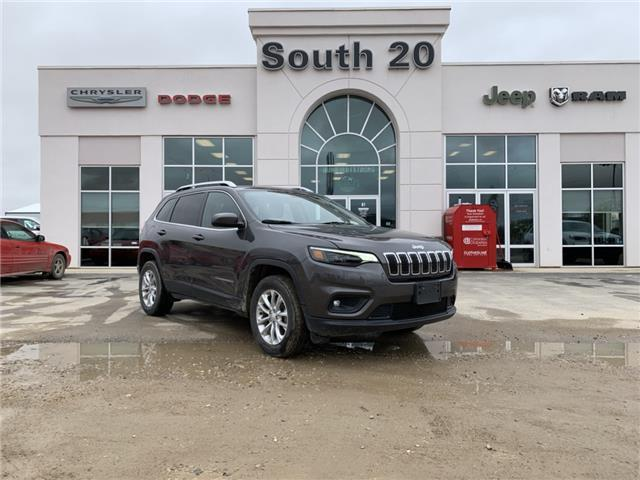 2019 Jeep Cherokee North (Stk: B0043) in Humboldt - Image 1 of 3