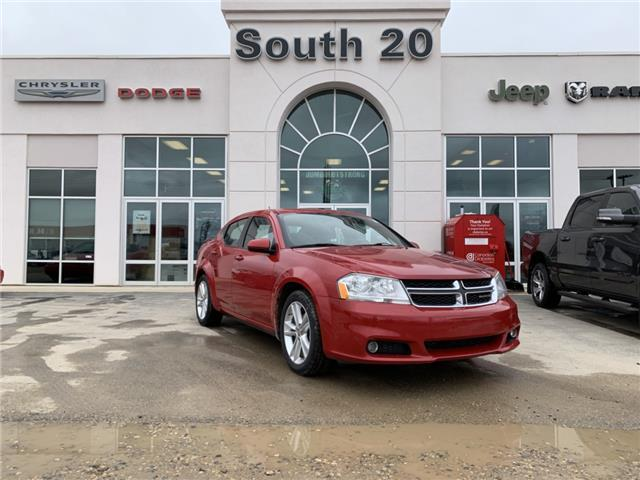 2014 Dodge Avenger SXT (Stk: B0031B) in Humboldt - Image 1 of 20