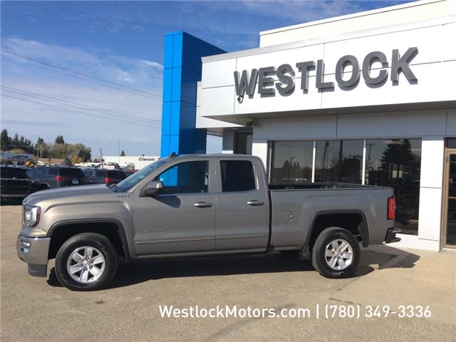 2017 GMC Sierra 1500 SLE (Stk: 19T178A) in Westlock - Image 2 of 14