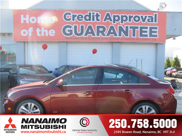 2016 Chevrolet Cruze Limited 2LT (Stk: 8E9021A) in Nanaimo - Image 2 of 10