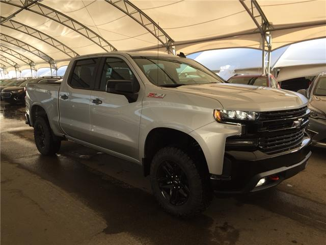 2020 Chevrolet Silverado 1500 LT Trail Boss (Stk: 178636) in AIRDRIE - Image 1 of 38