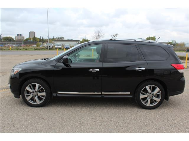 2014 Nissan Pathfinder Platinum (Stk: P1745) in Regina - Image 2 of 21