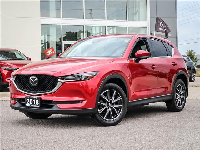 2018 Mazda CX-5 GT (Stk: 19-1055A) in Ajax - Image 1 of 23