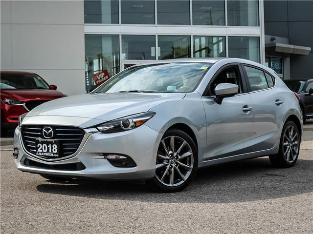 2018 Mazda Mazda3 Sport GT (Stk: P5258) in Ajax - Image 1 of 24