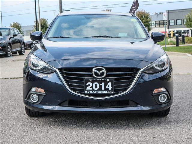 2014 Mazda Mazda3 GT-SKY (Stk: P5112A) in Ajax - Image 2 of 24