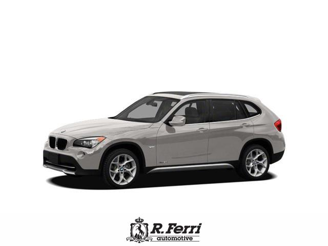 2012 BMW X1 xDrive28i (Stk: U8724A) in Woodbridge - Image 1 of 1
