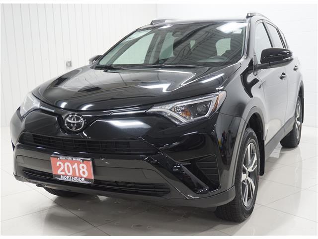 2018 Toyota RAV4 LE (Stk: P5542) in Sault Ste. Marie - Image 1 of 22