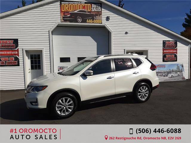 2019 Nissan Rogue SV (Stk: 916) in Oromocto - Image 1 of 13