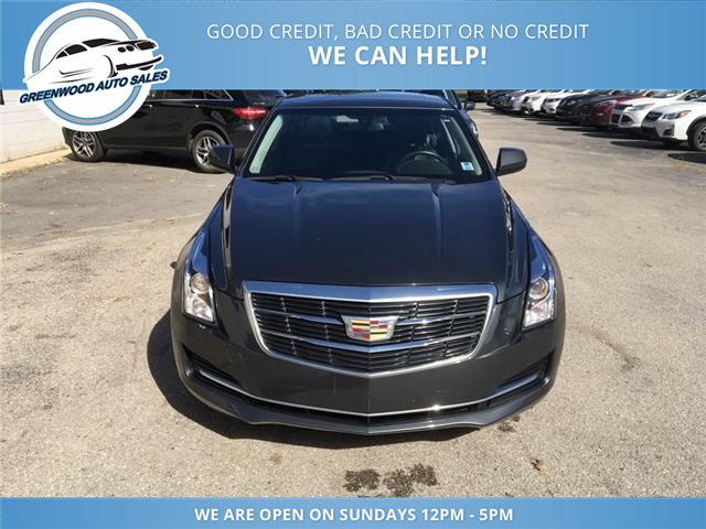 2015 Cadillac ATS 2.0L Turbo (Stk: 15-33373) in Greenwood - Image 2 of 17