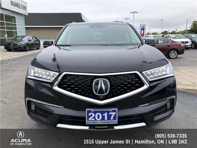 2017 Acura MDX Elite Package (Stk: 1717240) in Hamilton - Image 2 of 34