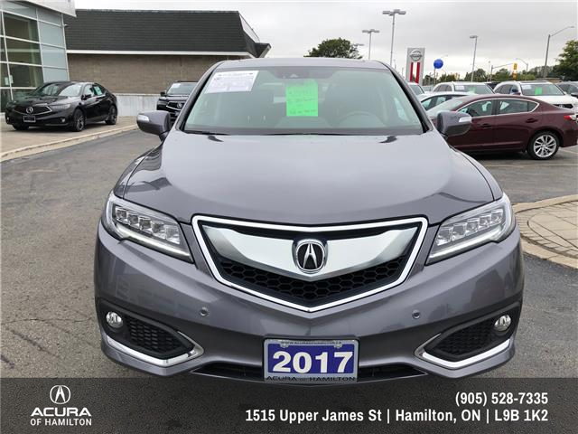 2017 Acura RDX Elite (Stk: 1700457) in Hamilton - Image 2 of 30