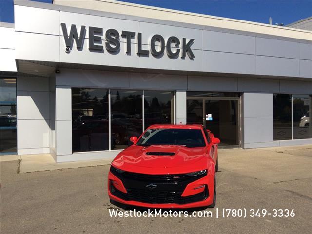 2019 Chevrolet Camaro 2SS (Stk: 19C22) in Westlock - Image 2 of 16