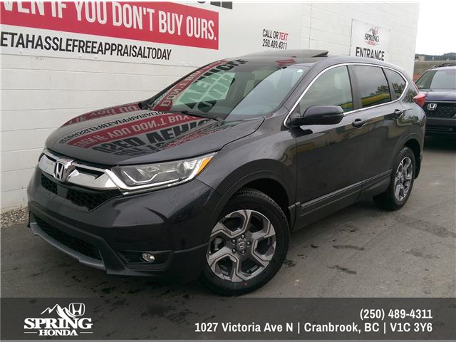 2019 Honda CR-V EX (Stk: H48643) in North Cranbrook - Image 1 of 1