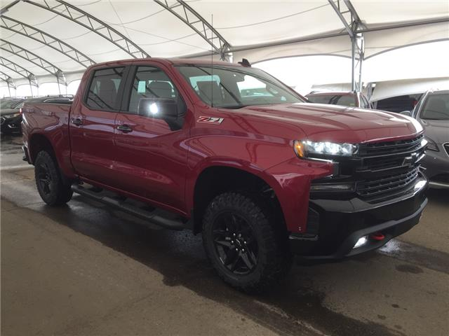 2020 Chevrolet Silverado 1500 LT Trail Boss (Stk: 178565) in AIRDRIE - Image 1 of 39