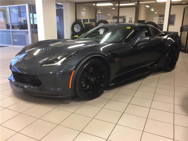 2019 Chevrolet Corvette Grand Sport (Stk: 178639) in AIRDRIE - Image 2 of 5