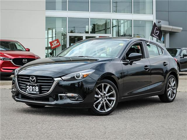 2018 Mazda Mazda3 Sport GT (Stk: P5256) in Ajax - Image 1 of 23