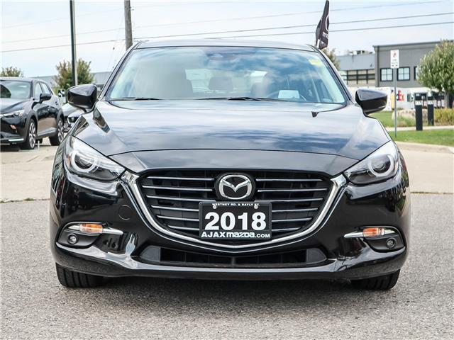 2018 Mazda Mazda3 Sport GT (Stk: P5256) in Ajax - Image 2 of 23