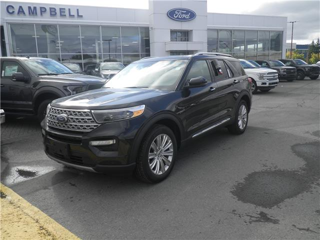 2020 Ford Explorer Limited (Stk: 2000130) in Ottawa - Image 1 of 12