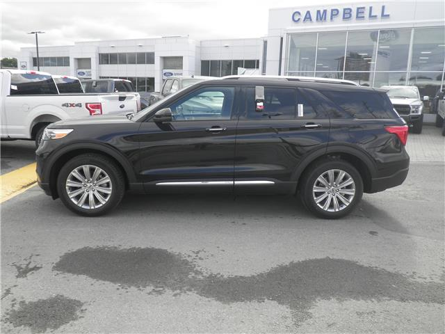 2020 Ford Explorer Limited (Stk: 2000130) in Ottawa - Image 2 of 12