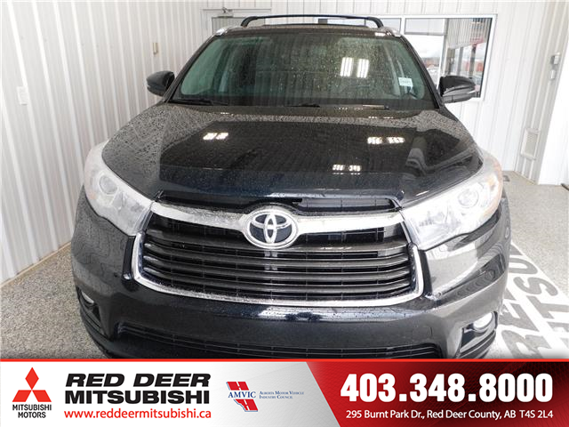 2015 Toyota Highlander Limited (Stk: P8560) in Red Deer County - Image 2 of 19