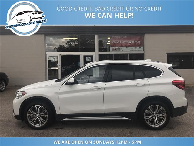 2019 BMW X1 xDrive28i (Stk: 19-34750) in Greenwood - Image 1 of 14