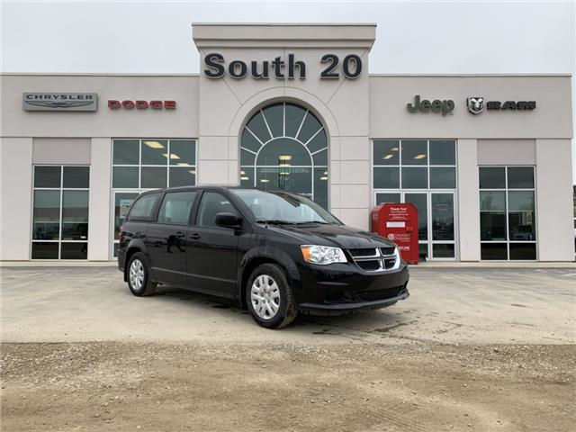 2019 Dodge Grand Caravan 29E Canada Value Package (Stk: 32326) in Humboldt - Image 1 of 20