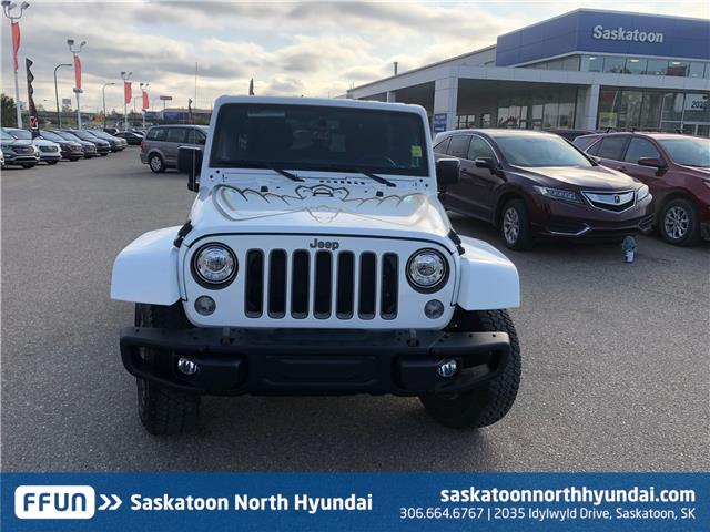 2018 Jeep Wrangler JK Unlimited Sport (Stk: B7431) in Saskatoon - Image 2 of 30