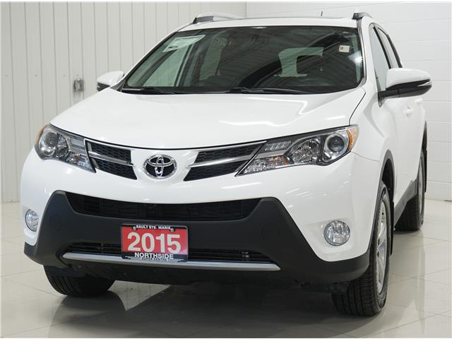 2015 Toyota RAV4 XLE (Stk: P5527A) in Sault Ste. Marie - Image 1 of 24