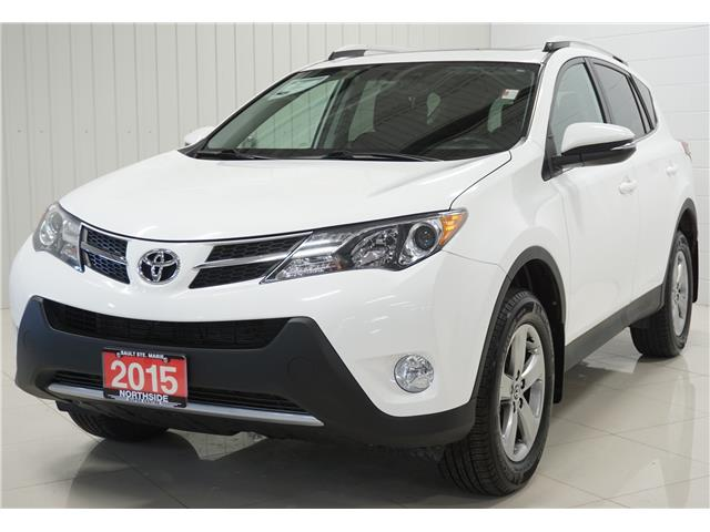 2015 Toyota RAV4 XLE (Stk: P5527A) in Sault Ste. Marie - Image 2 of 24