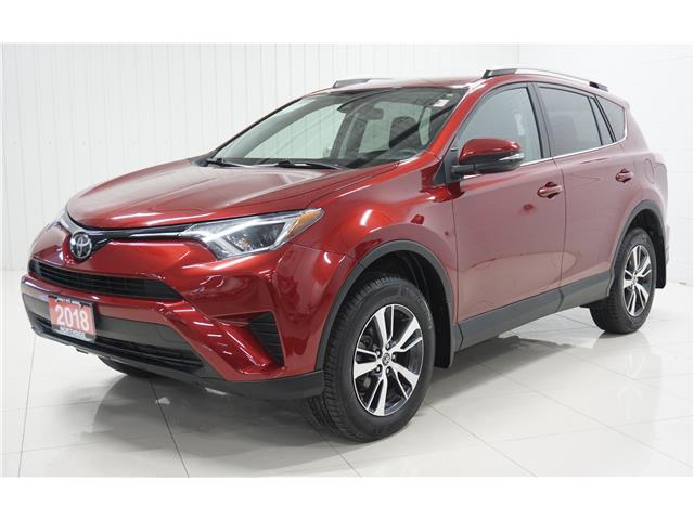 2018 Toyota RAV4 LE (Stk: P5534) in Sault Ste. Marie - Image 1 of 21
